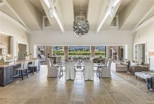 open concept farmhouse napa valley farmhouse with neutral interiors home bunch