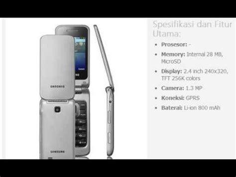 Harga Samsung C3520 harga hp samsung cytrus c3520