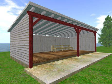 Building A Tractor Shed by Tractor Shed Building Plans Shed Plans