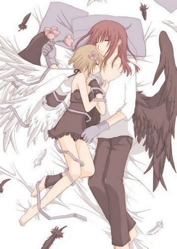 Cute Anime Couples Angels | photo