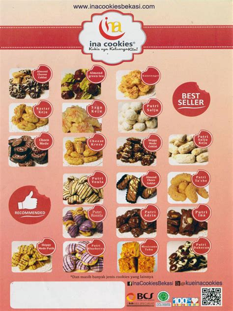 Kue Kering Yona Cookies Edisi Lebaran Bekasi kueinacookiesbekasi www inacookiesbekasi ina cookies jnc cookies nituty cookies rajanya