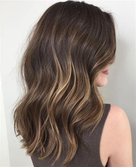 partial hi light dark short hair 20 jaw dropping partial balayage hairstyles