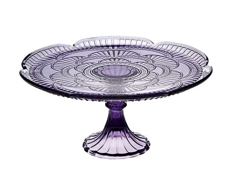 Cake Plates Pedestal glass cake plate amazing acrylic cake stand multifunctional cake and serving stand 30 4 cm 6