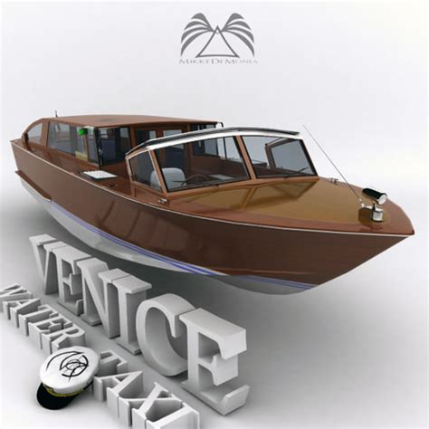venice boat taxi cost all 3dmodels sharing 3d models flawlessy through all