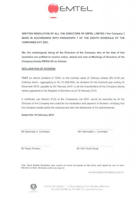 Solvency Certificate Letter To Bank Solvency Certificate From Bank Image Mag