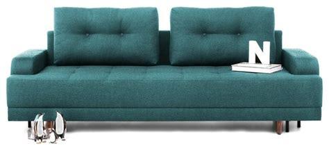 Turquoise Sleeper Sofa by Empire Sleeper Sofa Turquoise Modern Futons By Nyfu