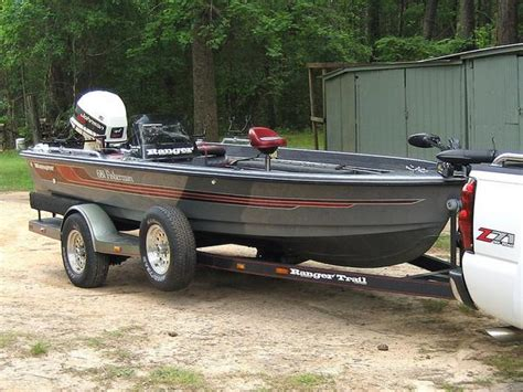ranger aluminum walleye boats show your boats off page 2