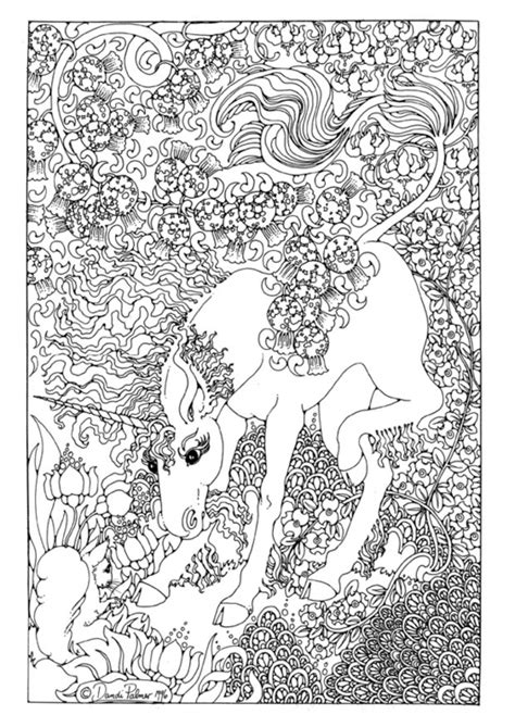 hard coloring pages unicorn malvorlage einhorn ausmalbild 9209