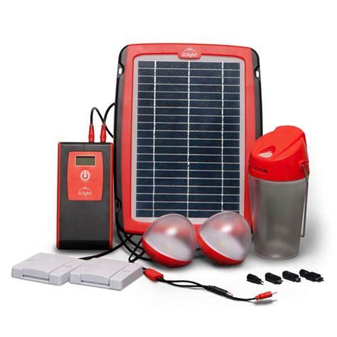 d light solar lights d light 00406 led solar home lighting system with mobile