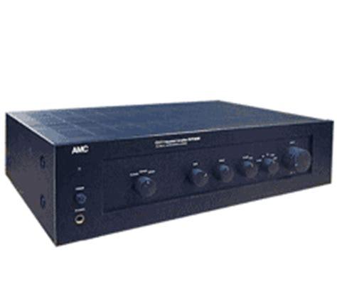 amc cvt  integrated amp reviewed