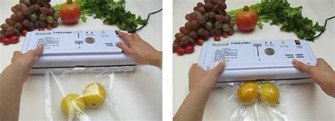 Alat Pres Plastik Kedap Udara vacuum sealer mesin alat vakum makanan plastik
