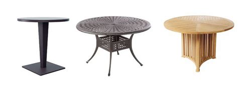 patio accent tables what kinds of table can i use as patio accent tables
