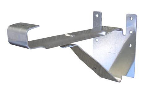 arm gutter brackets 8 quot k style gutter hangers