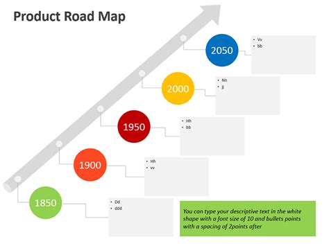 road map powerpoint template 15 best photos of road map quarterly powerpoint template