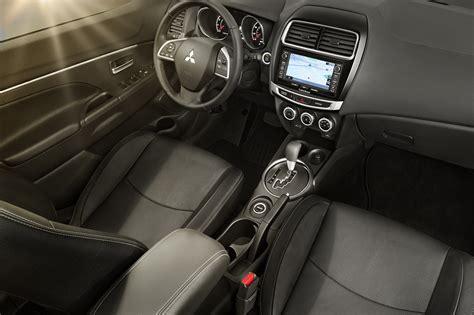 mitsubishi outlander 2015 interior automotivetimes com 2015 mitsubishi outlander sport review