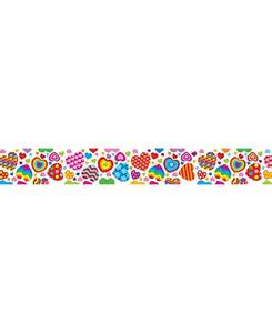 Star Classroom Decorations Groovy Hearts Border Strips