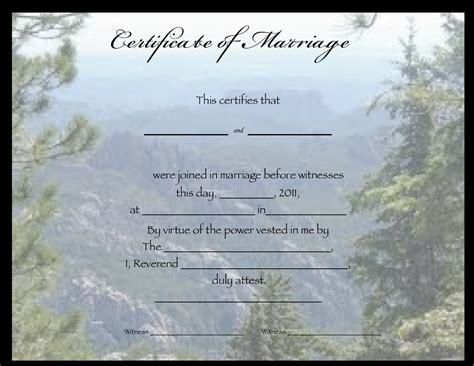 Tennessee Marriage Records Free The Unique Wedding Officiate