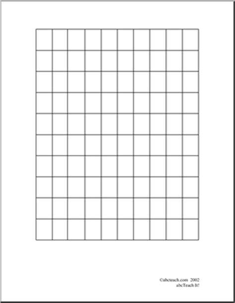 printable graph paper 10 by 10 pin printable 10x10 graph paper on pinterest