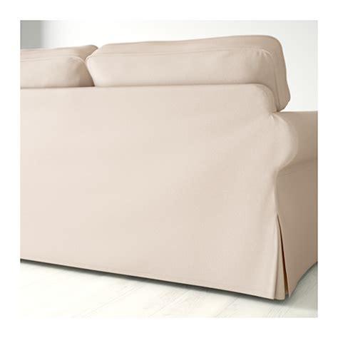 Ektorp Sofa Beige by Ektorp Three Seat Sofa Lofallet Beige