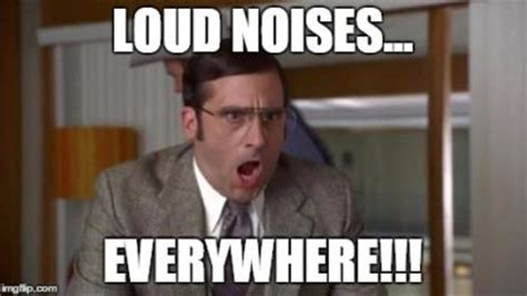 Loud Noises Meme - 9 memes that sum up the emotional rollercoaster of living