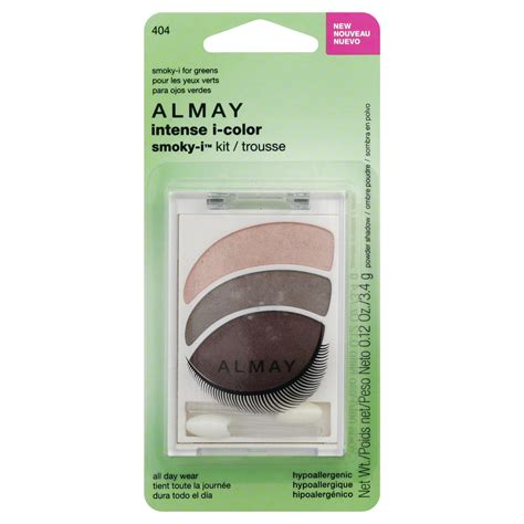 Almays I Color Collection by Almay I Color Smoky I Powder Shadow Kit Smoky I