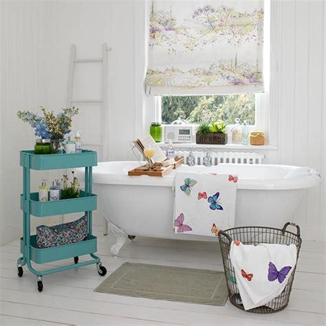 Retro Style Bathroom Ideas Estilo Vintage Na Decora 231 227 O Construir