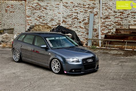 Audi A3 Stance by Theme Tuesdays Audi A3s Stance Is Everything