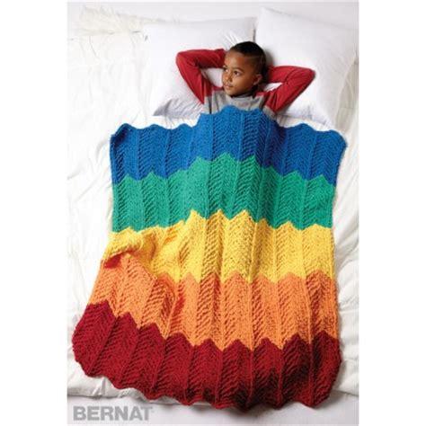 bernat free knitting patterns free free ripple stitch baby blanket knitting patterns