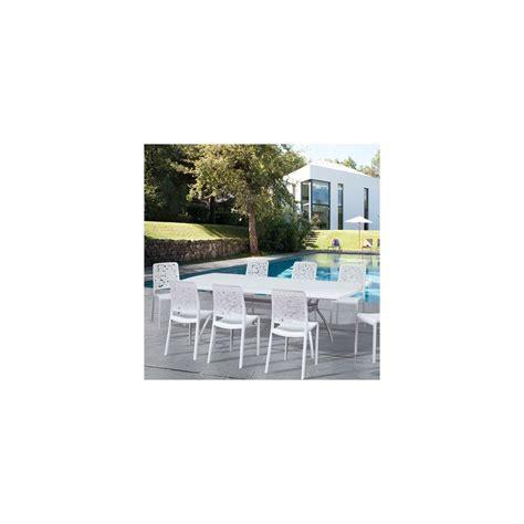 table salon de jardin gamm vert qaland