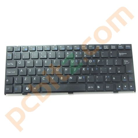 Keyboard Notebook Zyrex M1115 clevo mp 08j66gb 430 laptop uk layout keyboard m1100 m1110 ebay