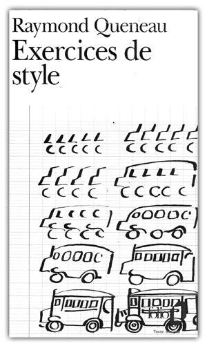 exercices de style 2070373630 exercices de style la boite 224 fle
