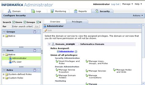 Informatica Administrator by Setting Up Oracle Business Intelligence Applications 11g