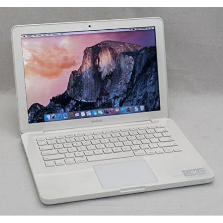 refurbished apple macbook   laptop intel core