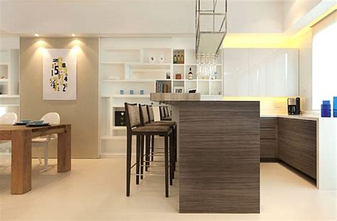 Built In Bar Area Stylish Home Bar Ideas For Your Space