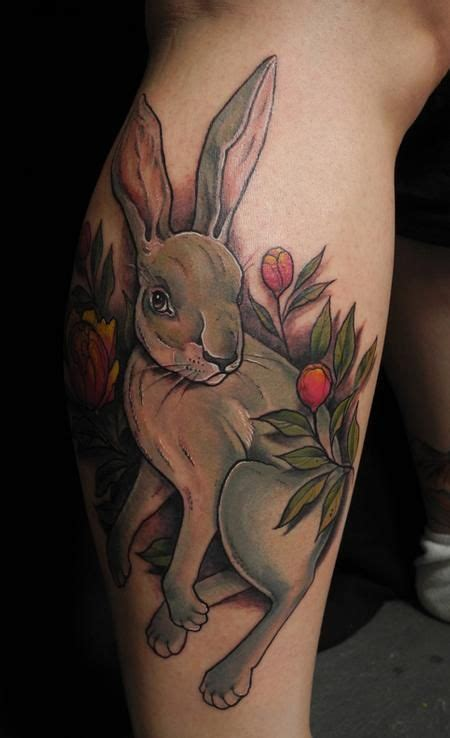 rabbit tattoo meaning bunny designs ideas and meaning tattoos for you