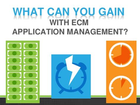 What Can You Do With An Mba Administration Concentration Degree by What Can You Gain With Ecm Application Management
