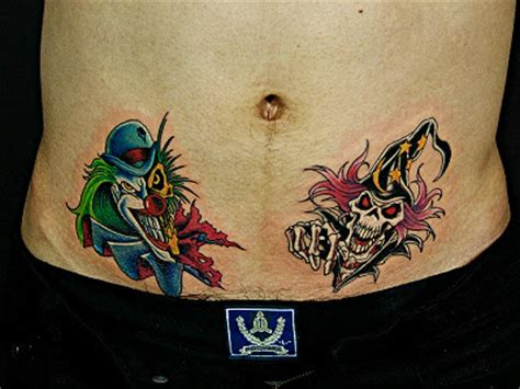 devil face tattoo designs esinalca skull