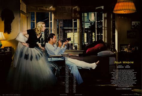 March 2006 Issue Of Vanity Fair by Vanity Fair March 2008 Johansson Photo