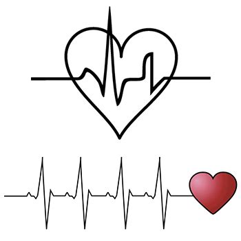 heartbeat tattoo template 10 unique tattoos for women