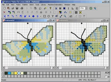 free cross stitch pattern maker from photo hobbyware pattern maker for cross stitch