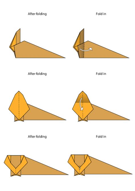 Easy To Do Origami - easy origami kidspressmagazine