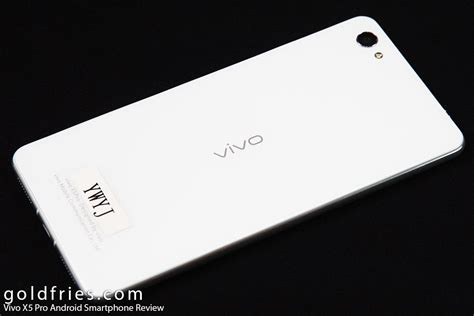 Lcd Vivo X5 Pro vivo x5 pro android smartphone review goldfries