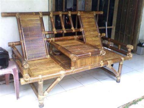 Kursi Panjang Dari Bambu d aneka rupa yuliana ratna sri widiyawati