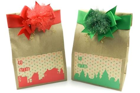 hand made gift bags for christmas handmade gift bags gift wrapping bowdabra