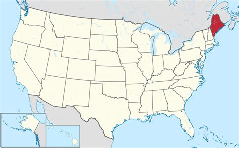 usa map states maine file maine in united states svg wikimedia commons