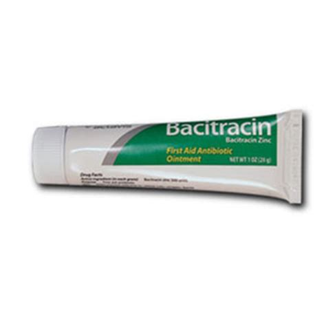 bacitracin ointment 1 ounce tube