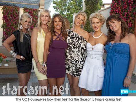 tamra barney bathtub real housewives of the oc season 5 finale tamra is