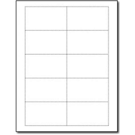 2x2 blank card template on 8 5 and 11 inch portrait white business cards blank business card templates