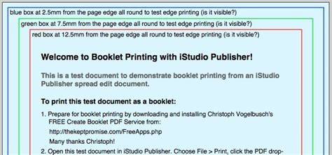 how to layout a booklet in publisher booklet a5 istudio publisher page layout software