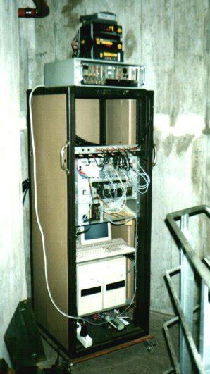 19 zoll gestell der standort der 70 cm relaisfunkstelle m 252 nster db 216 pd